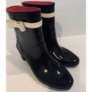 Kate Spade Bow Paloma Bow Rain Boots